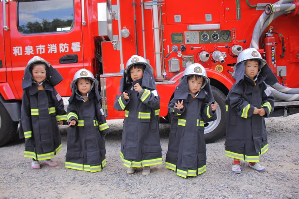 Fire Drill 消防避難訓練